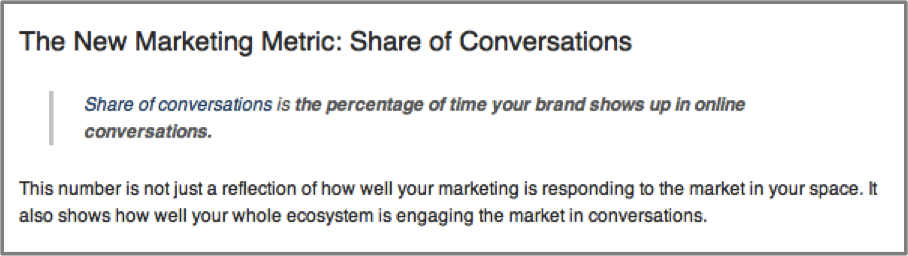 marketingmetric